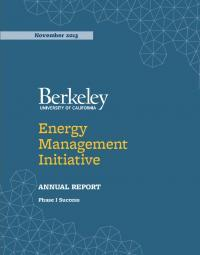 Energy Management Report cover image