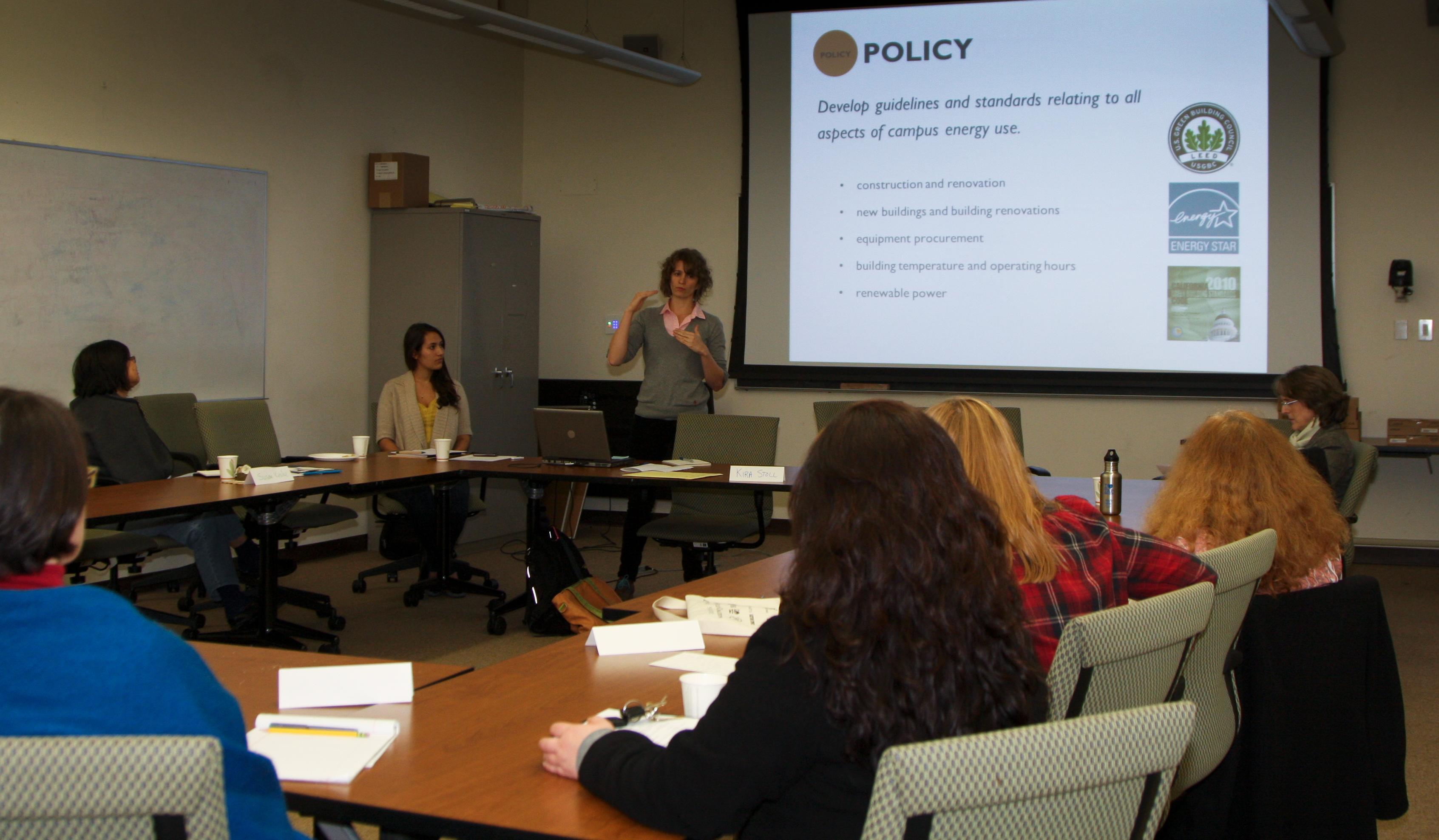 staff sustainability training 2