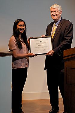 CACS award