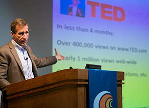 CACS Sustainability Summit speaker
