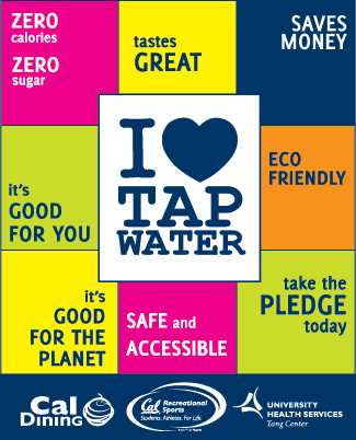 I Heart Tapwater graphic