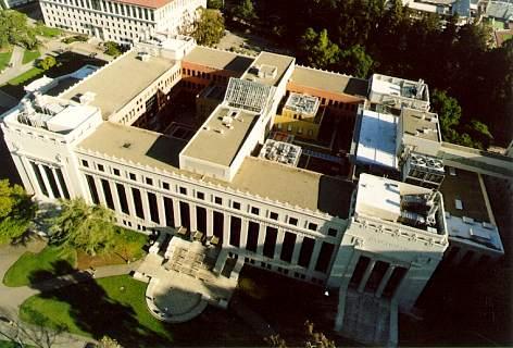 Life Valley Science Building UC Berkeley