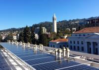 Solar Construction at MLK Student Union