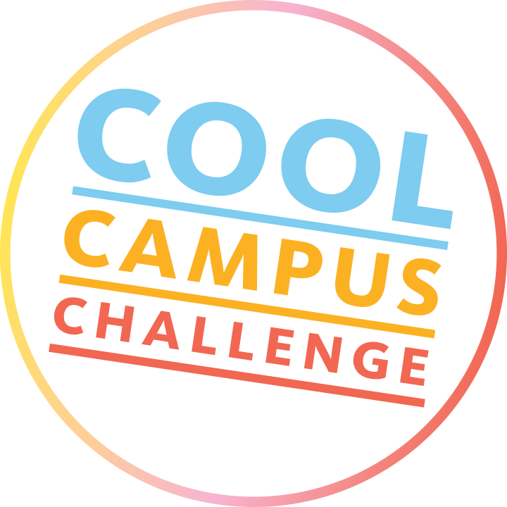 Cool Campus Challenge stamp