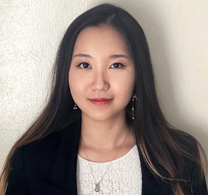 Yuna Tae, Office of Sustainability Fellow, Focus 2020 Team