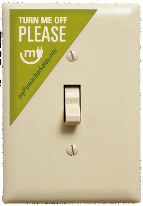 Lightswitch sticker