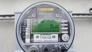 power meter round