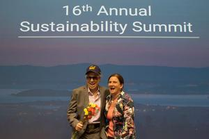 Heidi Sachs, UC Berkeley Sustainability Award Winner 2019