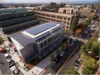 Solar Array at Jacobs Hall