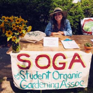 Student Organic Gardening Association