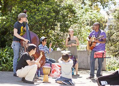 student music jam